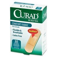 Curad Comfort Fabric, 30ct