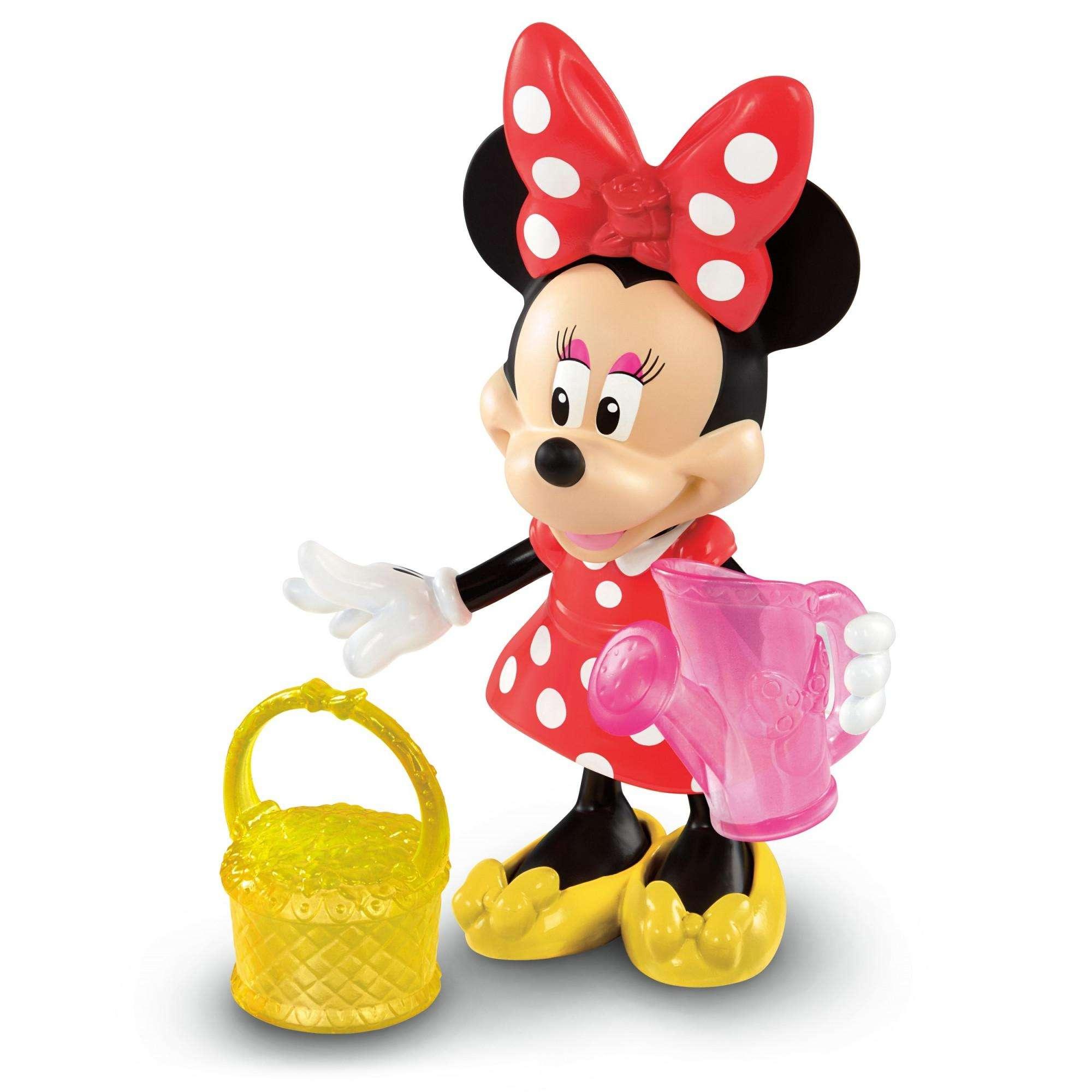 Disney Minnie Mouse Flower Garden Bow-Tique Play Set