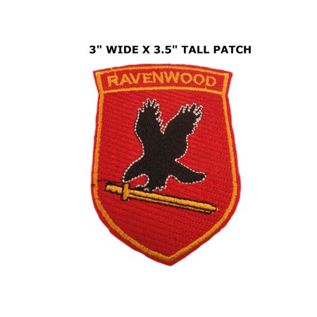 Application Jericho Ravenwood Military Embroidered Patch By Superheroes - Vector Costume