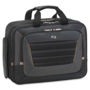 PRO340-4 Solo Carrying Case [briefcase] For 16 Notebook - Black, Tan