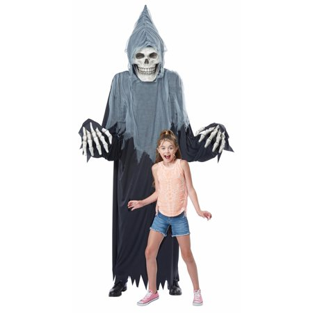 Towering Terror Reaper Halloween Adult Costume Yard Decoration One Size Fit Most