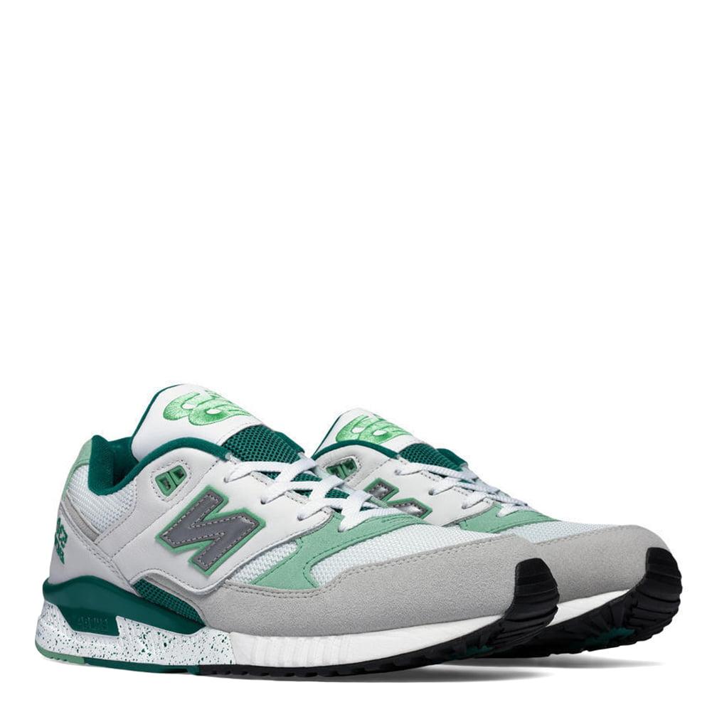 2fc1c9b4c7f0 ... germany new balance mens 530 elite edition 90s running shoes m530psa  grey green 05f5d 674d9