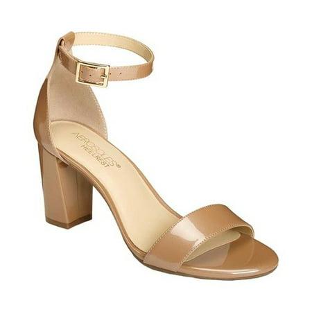 Women's Aerosoles Bird Of Paradise Ankle Strap Sandal
