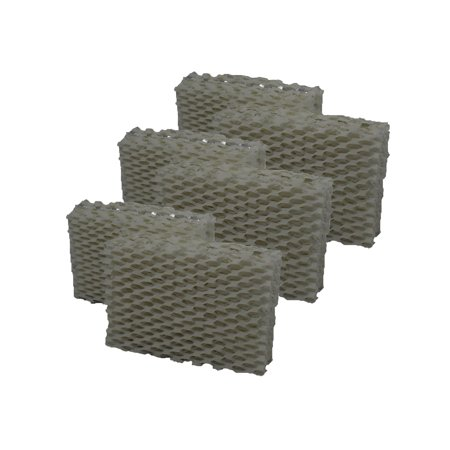 6 PACK ReliOn WF813 Humidifier Replacement Filters By Air Filter (Moistair Wick Humidifier Filter)