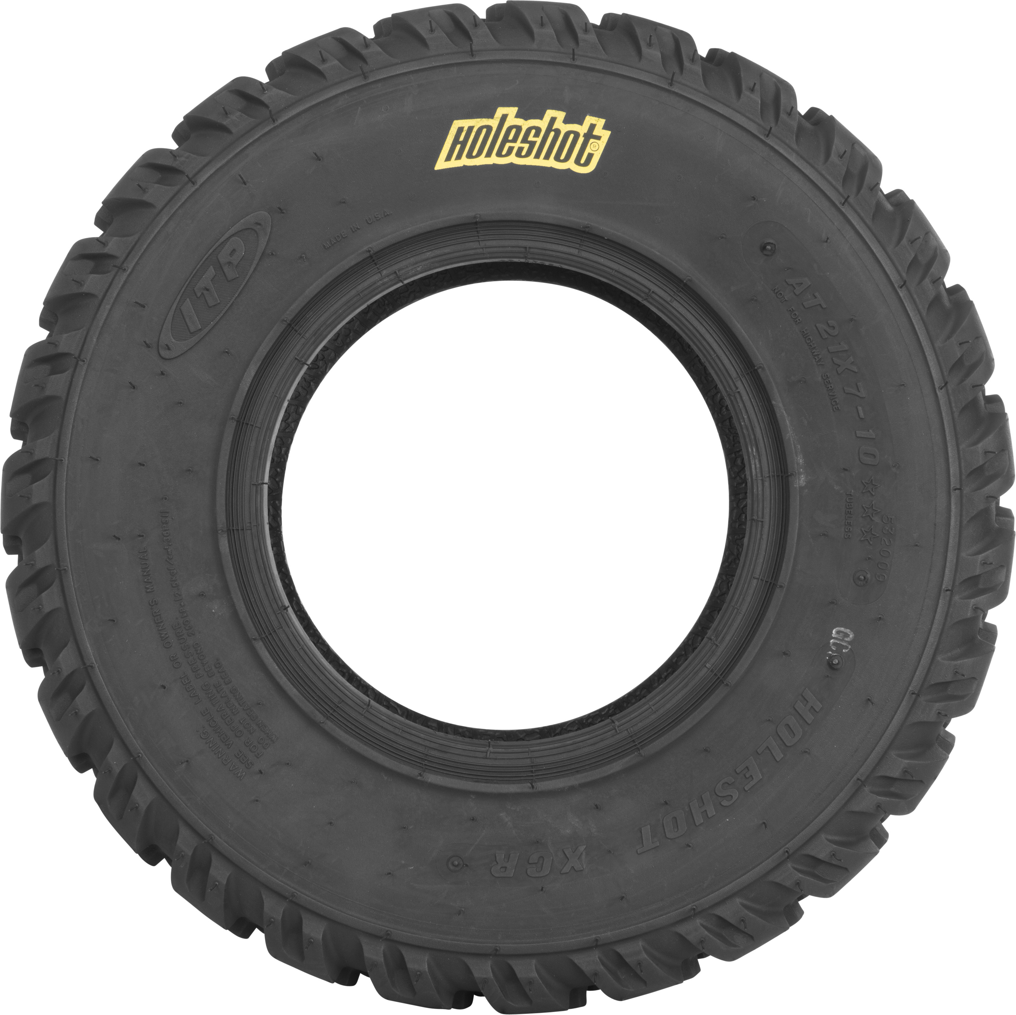 ITP Holeshot XCR Cross-Country ATV Front Tire 21x7-10