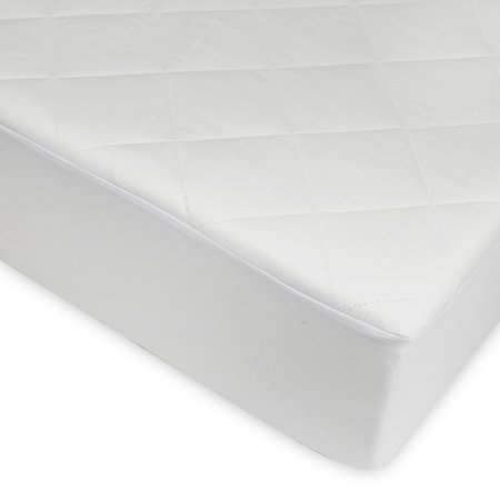 Signature Collection Quilted Silk Mattress Pad