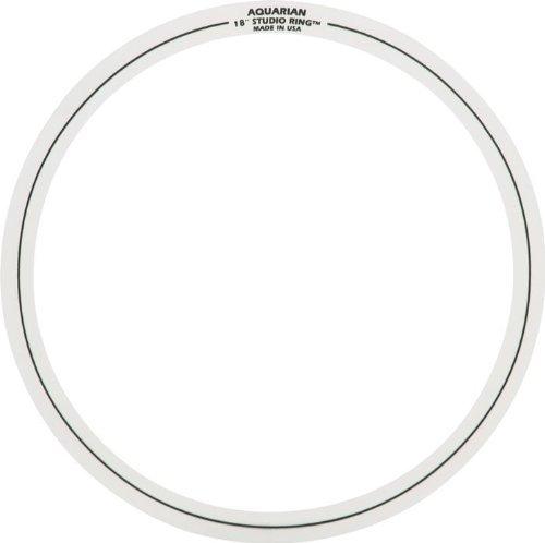 Aquarian Drumheads SR SET#5 Studio Rings two 18-inch by Aquarian