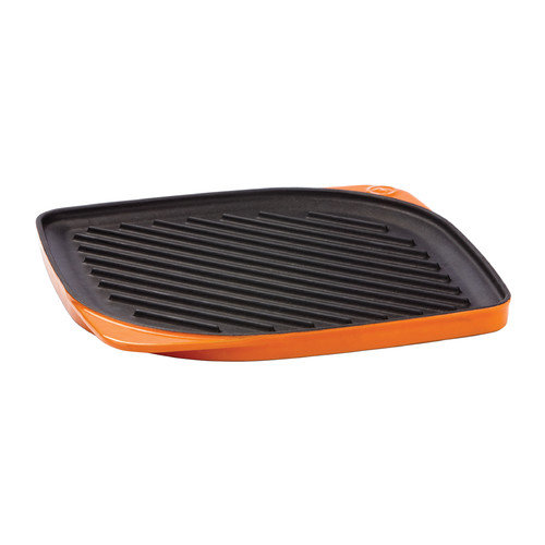Mario Batali 10.5'' Reversible Grill Pan and Griddle