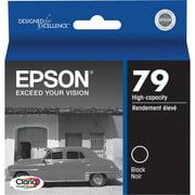 Epson, EPST079120, T079120 Series Ink Cartridges, 1 / Each