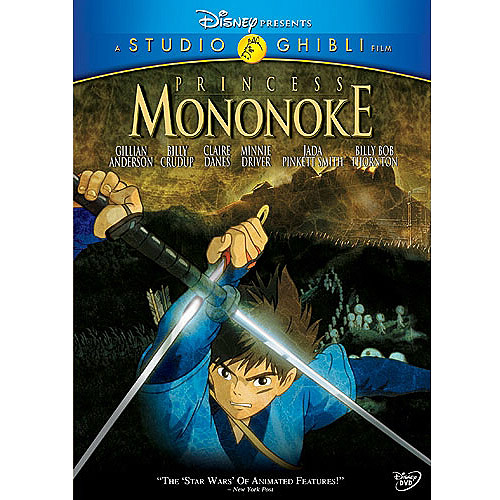 Princess Mononoke (Widescreen)