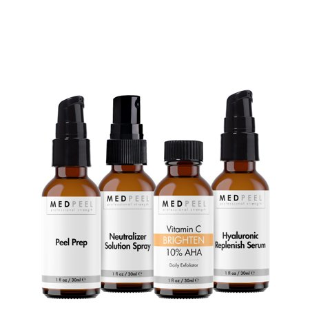 MedPeel Premium AHA Vitamin C Peel Essentials Kit