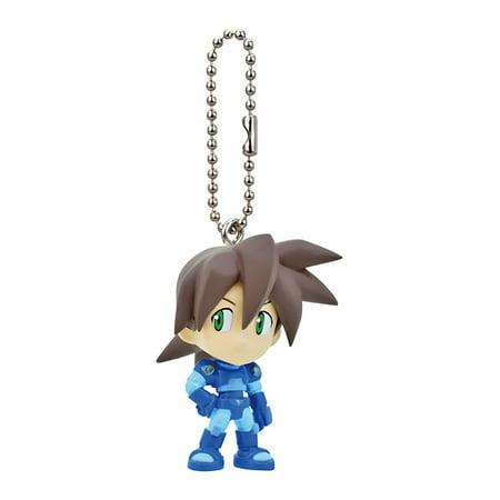 - Mega Man Swing Series Mega Man Volnutt Figure Keychain