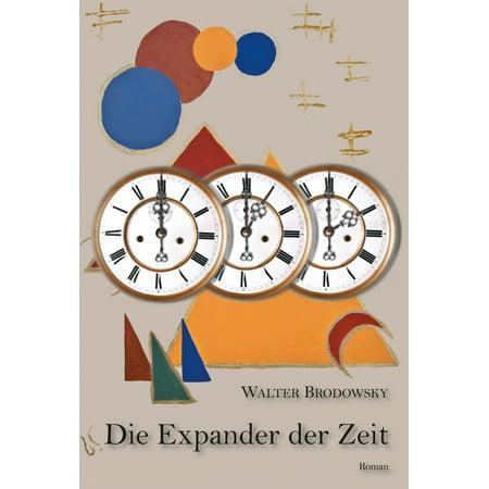 Die Expander der Zeit - eBook (Expander Model)