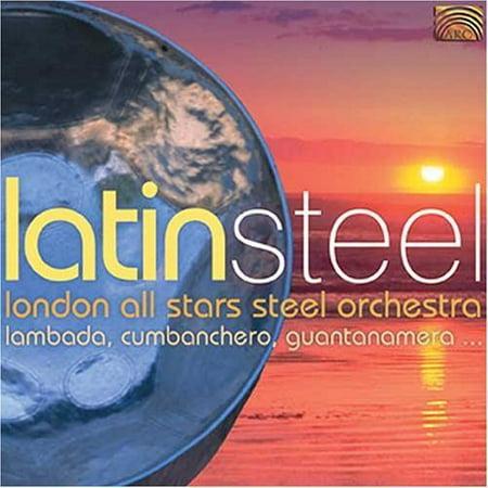 ALBERTO MARAVI/ULISES HERMOSA/MARCIA FERREIRA/LONDON ALL STARS STEEL ORCHESTRA - LATIN (Orchestra Bells Steel)