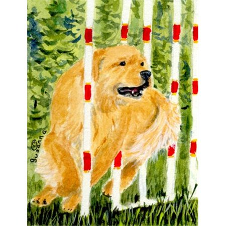 11 x 15 In. Golden Retriever Flag, Garden Size - image 1 of 1