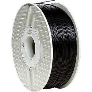 Verbatim 2.20 lb Black 3D Printer ABS Filament