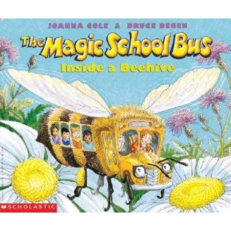 Magic School Bus Collection - The Magic School Bus Inside a Beehive