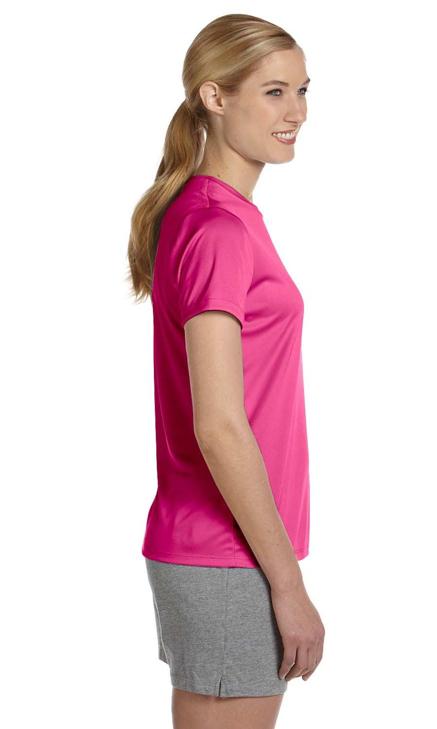 Hanes Sport Womens Cool Dri Performance T Shirt 50 Upf Back To All Images Shop Gt Women39s Tshirts Short