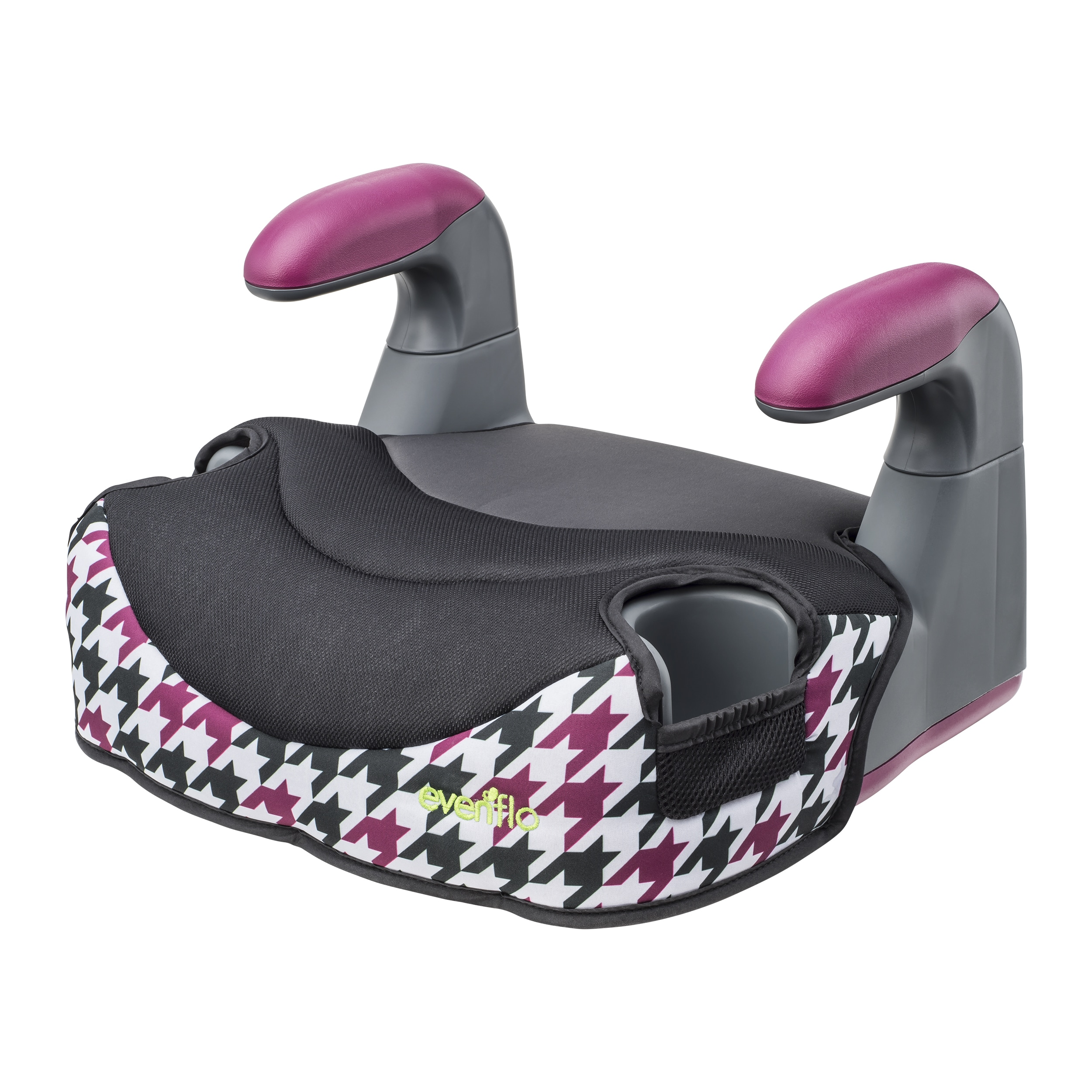 Evenflo  Big Kid Elite No Back Booster Car Seat, Blaire