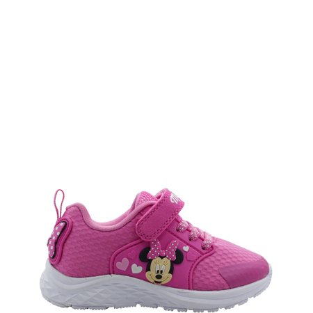 Disney Minnie Mouse Toddler Girls' Athletic Sneaker