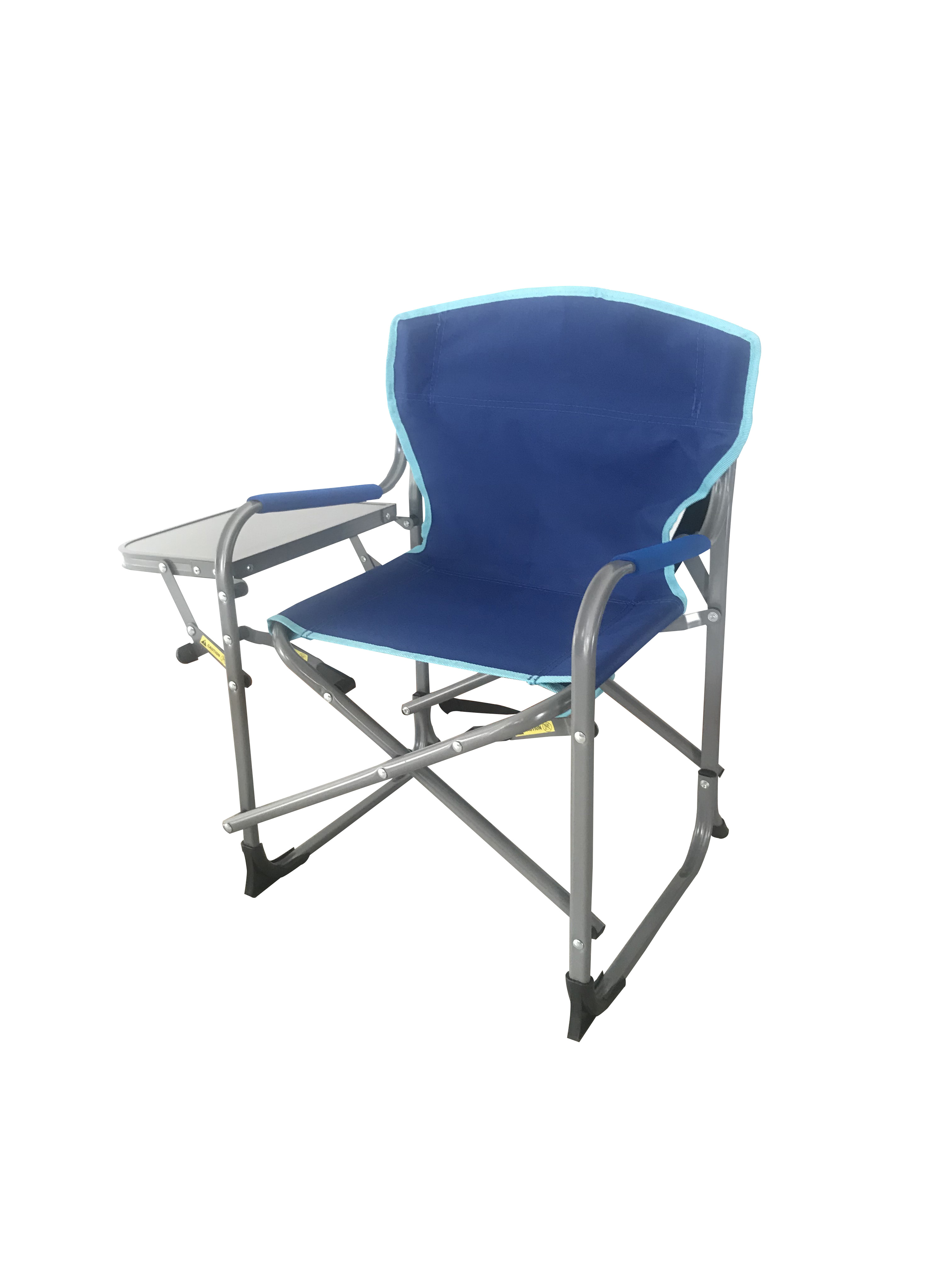 OZARK TRAIL KIDS DIRECTOR CHAIR WITH SIDE TABLE