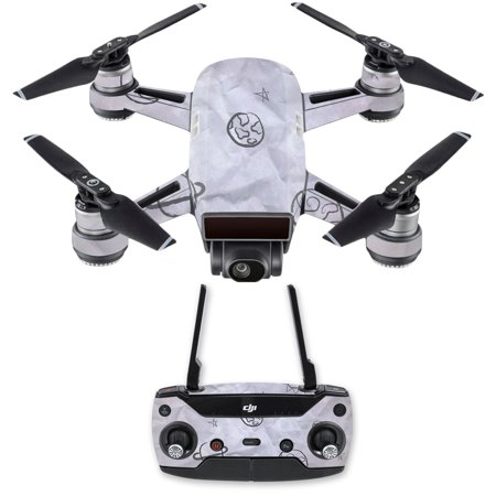 Skin For Dji Spark Mini Drone Combo   Kids Outer Space  Mightyskins Protective  Durable  And Unique Vinyl Decal Wrap Cover    Easy To Apply  Remove  And Change Styles   Made In The Usa
