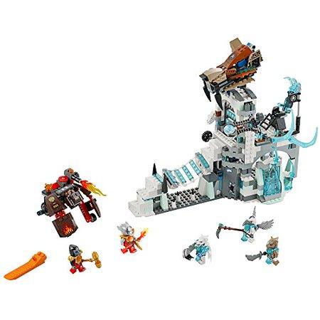 Lego Chima Sir Fangar's Ice Fortress - 70147 - image 3 de 4