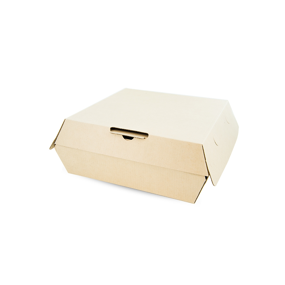 Paper Natural Insulated Container Pack of 200 Bagcraft Papercon NAT-F608RAVF EcoCraft Eco-Flute Togo