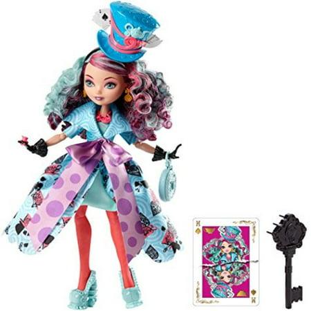 Ever After High Way Too Wonderland Madeline Hatter (Ever After High Dolls Legacy Day Madeline Hatter)