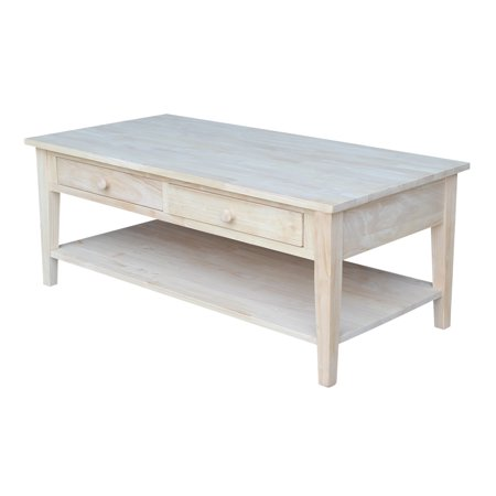 Spencer Coffee Table - International Concepts