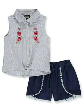 My Destiny Girls' 2-Piece Shorts Set Outfit