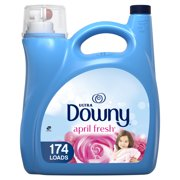 Downy April Fresh, 174 Loads Liquid Fabric Softener, 150 fl oz