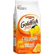 Pepperidge Farm Goldfish Cheddar Crackers, 6.6 oz. Bag