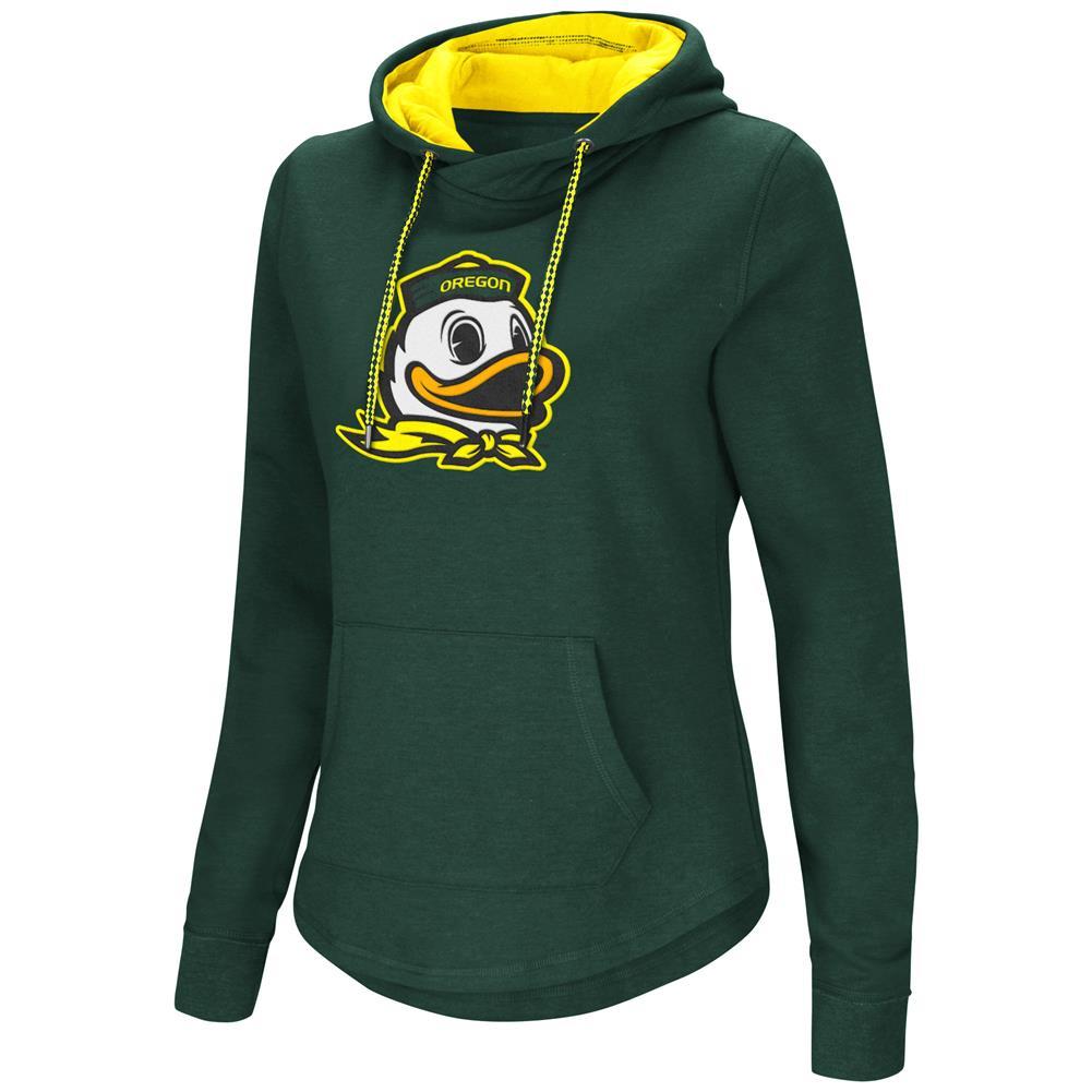 University of Oregon Ducks Hoodie Lightweight Hooded Sweatshirt