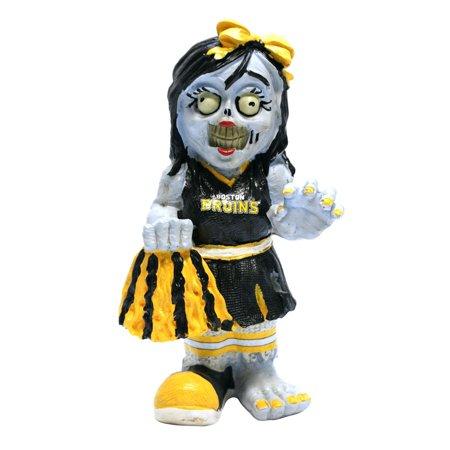 Boston Bruins Zombie Cheerleader Figurine