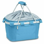 Picnic Time Family of Brands Basket Collapsible Cooler Tote 645-00-100-000-0