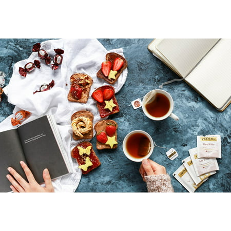Canvas Print Food Styling Style Blog Eat Design Foodie Food Stretched Canvas 10 x (Retro Style Blog)