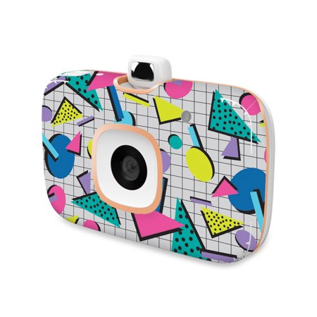 Awesome Halloween Cover Photos (Skin For HP Sprocket 2-in-1 Photo Printer - Awesome 80s | MightySkins Protective, Durable, and Unique Vinyl Decal wrap cover | Easy To Apply, Remove, and Change)