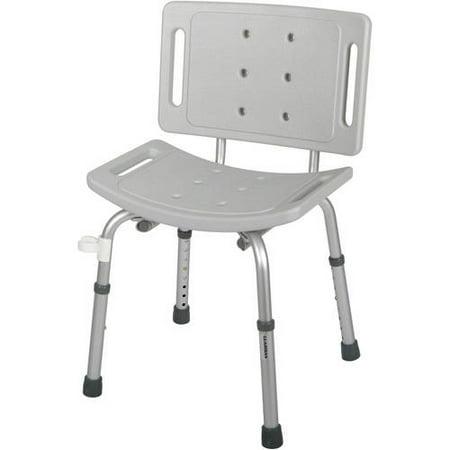 shower chairs walmart - 28 images - aquasense adjustable bath ...