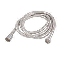 Bathroom Male Threaded Spiral Shower Hose Pipe 6.6Ft Long