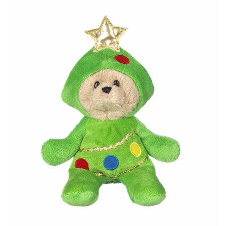 Wee Bears Costumed Teddy Bear: Decorated Christmas Tree - By Ganz](Teddy Bear Costume Adults)