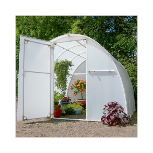 Bundle-59 Solexx Early Bloomer Polyethylene Greenhouse (2 Pieces)