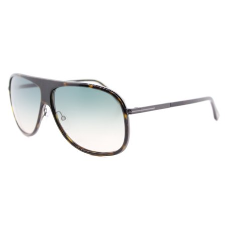Tom Ford Chris TF462 56P Unisex Aviator Sunglasses ()