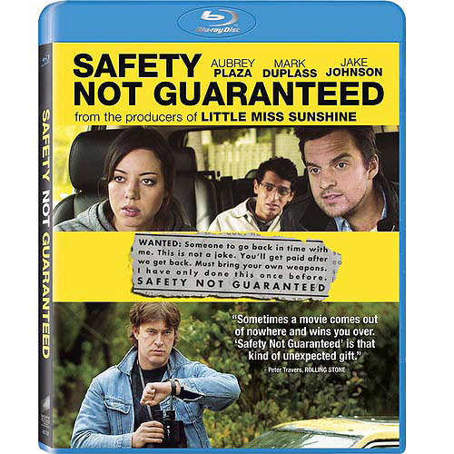 Safety Not Guaranteed (Blu-ray) (Anamorphic Widescreen)