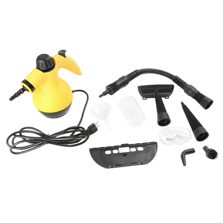 GZYF MultiPurpose Handheld Steam Cleaner Portable Steamer Cleaning - Bathroom steam cleaner