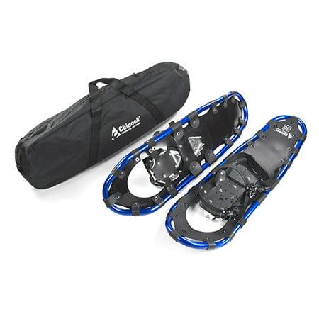 Chinook Trekker Series Snowshoes, 30