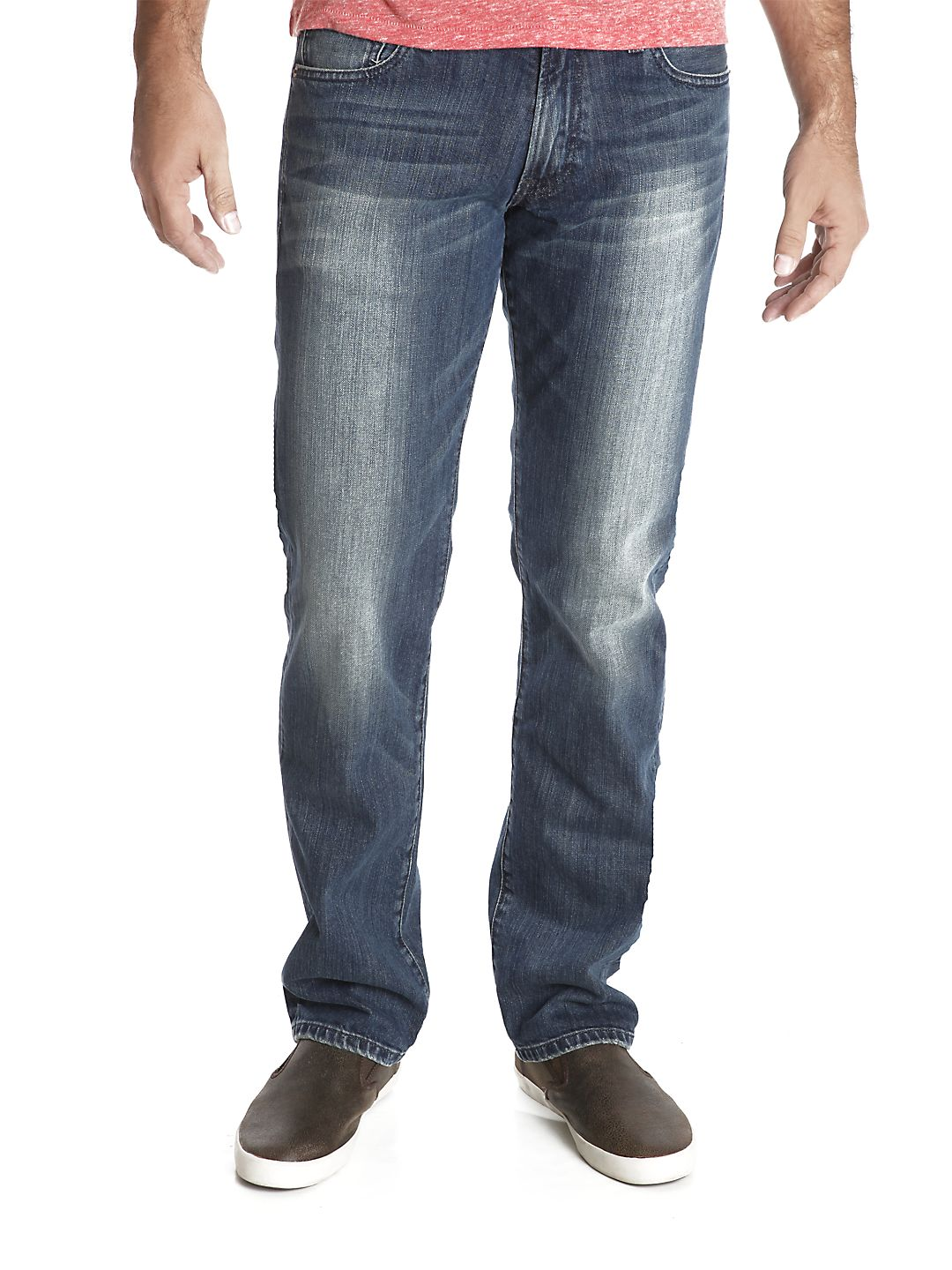 221 Original Straight Blue Gold Wash Jeans
