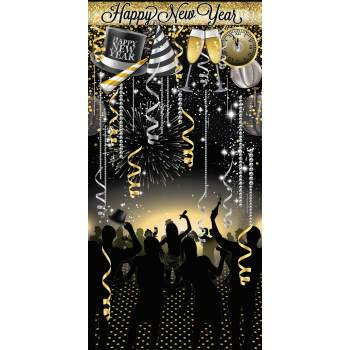 NEW YEAR'S PHOTO BOOTH PROP (New Year's Eve Themed Costume Party Ideas)