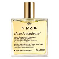 Nuxe Huile Prodigieuse Multi-Purpose Dry Oil Hair and Body Oil, 3.3 oz
