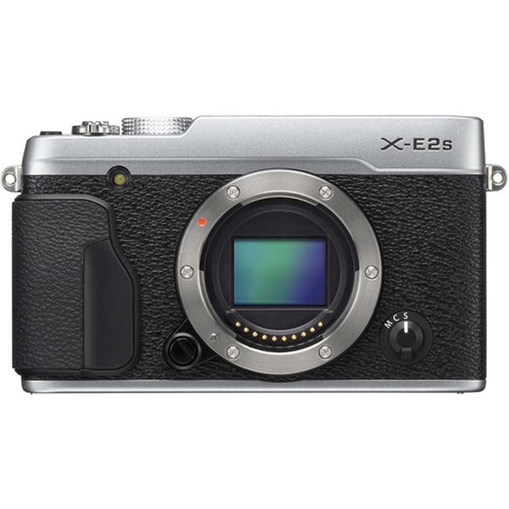 Fujifilm X-E2S Digital Camera Body - Silver